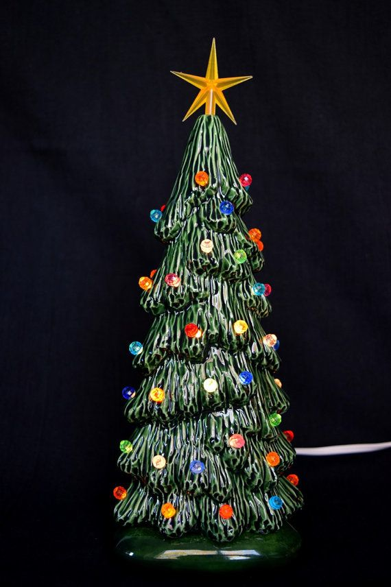 Skinny Flocked Christmas Tree