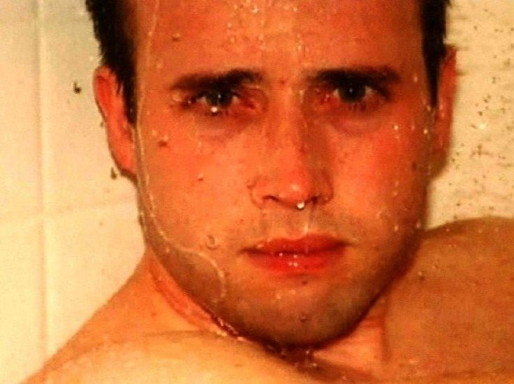 Travis Alexander - The Last Photo taken by Killer Jodi Arias.  He is looking into the Face of Evil