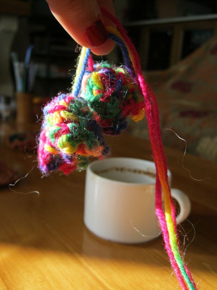 Campanula - bellflower.. crochet