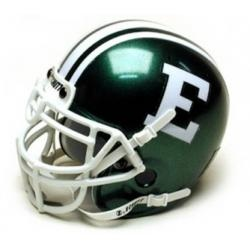 Eastern Michigan Eagles NCAA Mini Authentic Football Helmet from Schutt