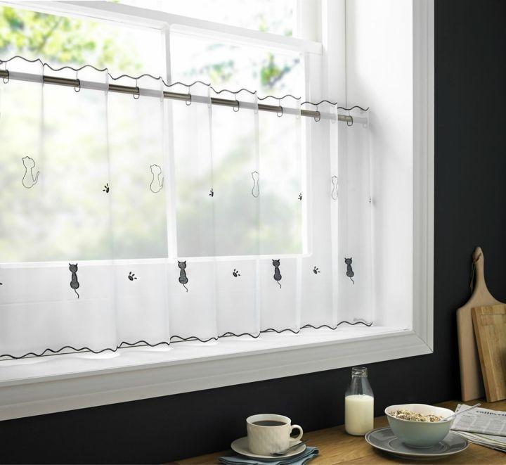 17 mejores ideas sobre visillos para ventanas en pinterest ...