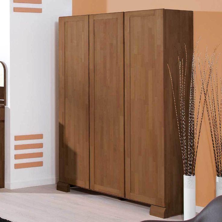Die besten 25+ Kleiderschrank massivholz Ideen auf Pinterest - Schlafzimmerschrank Kiefer Massiv