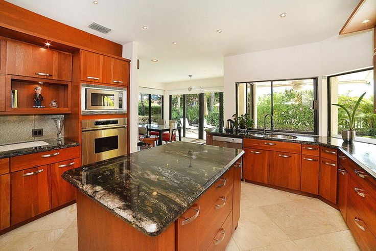 Best 53 High End Contemporary Kitchen Designs With Natural 640 x 480