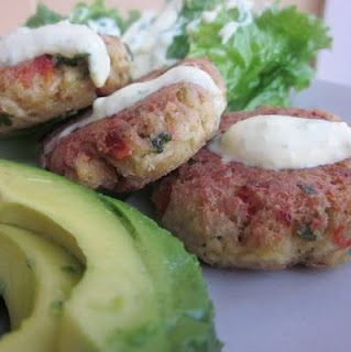 GAPS Diet Recipes - Salmon Cakes.
