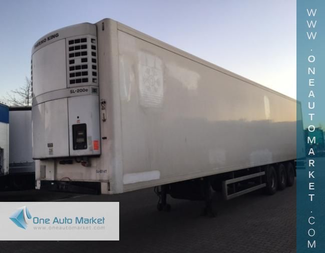 2007 Other Reefer Standard Semi Trailer For Sale   Used   Venlo Netherlands   One Auto Market