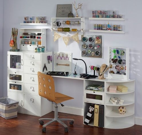 How to Tackle Your Crafting Clutter and Clear Your Mind - Jewelry Making Daily
