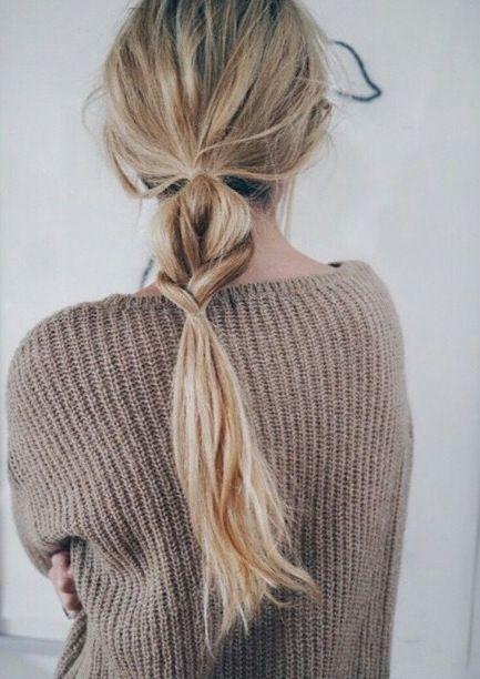 short braid