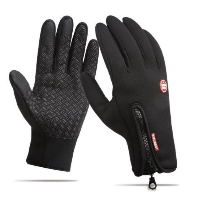 Winter Warm Windproof Waterproof Anti-slip Thermal Touch Screen Ski Sport
