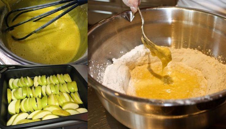 4 яблока и эщо несколько ингредиентов…За пару минту семья просит приготовить добавку! Запах стоит неимоверный! — В Курсе Жизни