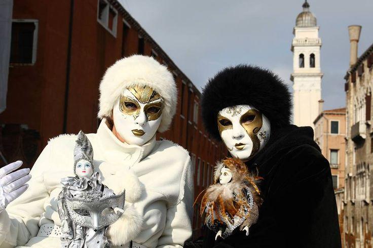 Venice Carnival - Wanderers but not lost #venicecarnival -
