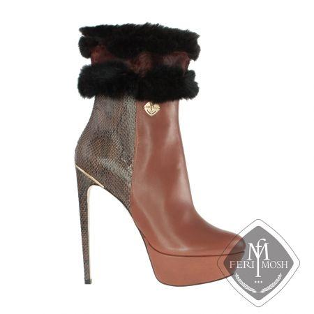 FERI MOSH - Giuliana - Boots  Global Wealth Trade Corporation - FERI Designer Lines