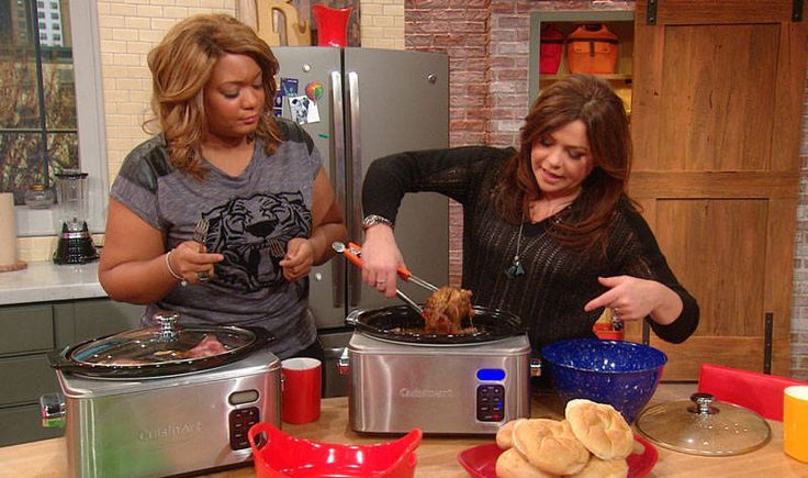 Sunny Anderson's New 2-Ingredient Recipes | Rachael Ray Show