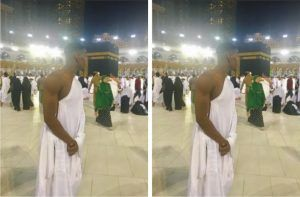Manchester United's Paul Pogba starts off Ramadan by going on pilgrimage to Mecca