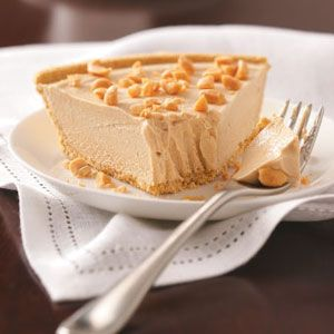 This is the best Peanut Butter Pie! It is rich but if you love pb as much as I do..you will be in pb bliss!!!