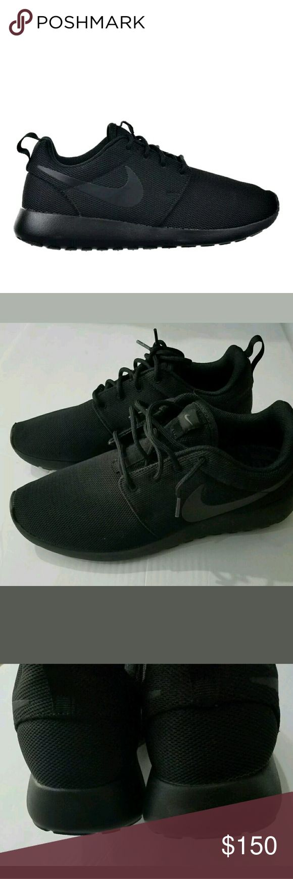 25 best ideas about all black running shoes on