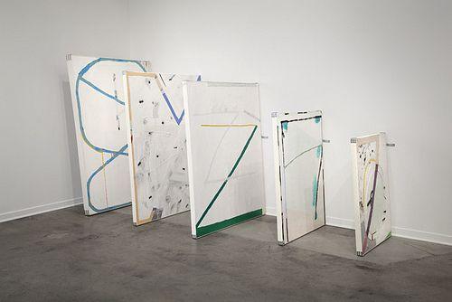 Painting+installation  grimmer,grimmer