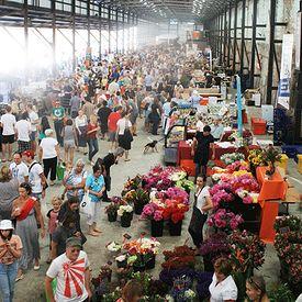 Jane Grover Eveleigh Market Tours