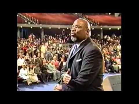 Bishop TD Jakes - Nothing Just Happens. Let them go. - YouTube