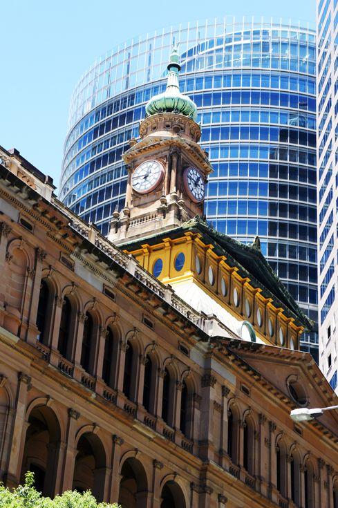 Queen Victoria Building, Sydney CBD, Australia