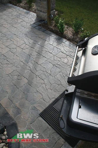 #outdoor #patio: Best Way Stone > Paver: Ardesia (Beige Mix)