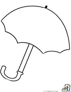 Free Umbrella Pattern
