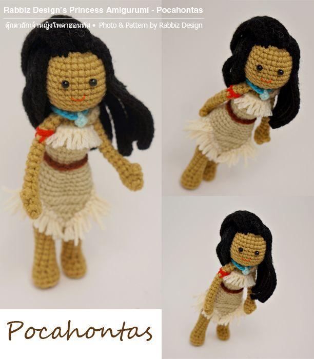 Designer Crochet Amigurumi Patterns Merida Warrior Princess : 1000+ images about Disney on Pinterest Rapunzel ...