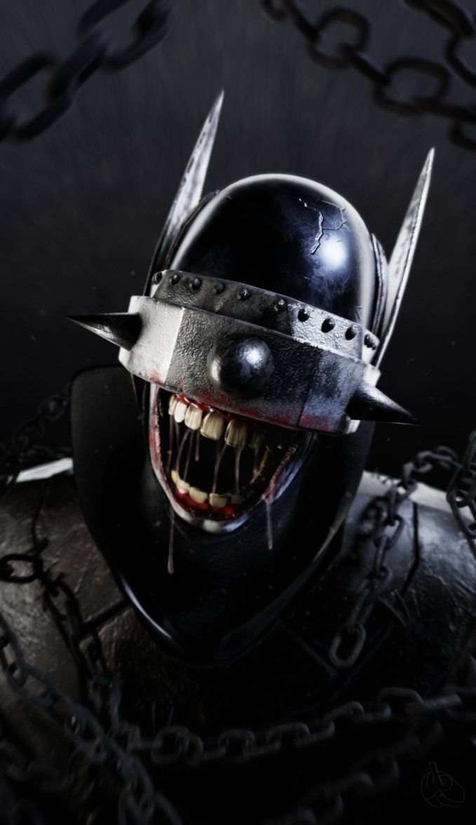 The Batman who laughs, i love the character design of him so i just have to make it myself. -The model made with Blender 2.79, it is quite low poly cause i aimed to make it game-engine-friendly -UV...