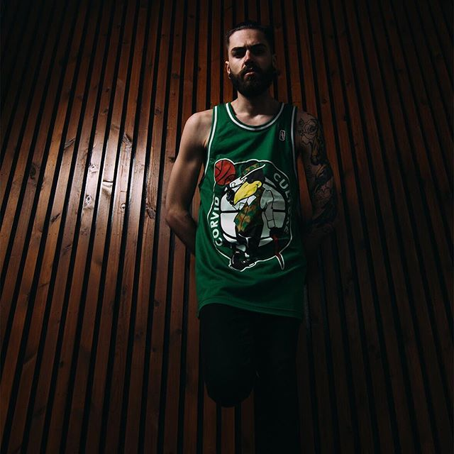 """Corvid Culture"" Tanktop Available at www.crmcclothing.co 