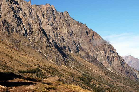Faldeos del cerro Piltriquitrón - El Bolsón,