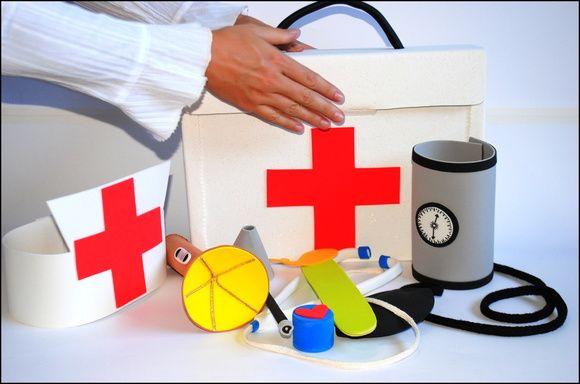 Kit  Médico | TiaLani | Elo7