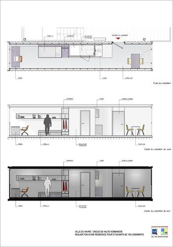 simple floor plans container house plans and container houses on pinterest. Black Bedroom Furniture Sets. Home Design Ideas