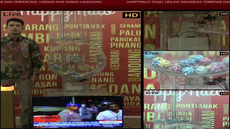 Hasil Live Togel Buntut Undian Kupon HappyNalo Periode 6 September 2016