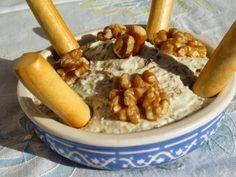 Paté de queso y nueces Ana Sevilla