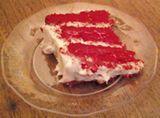 Southern Red Velvet Cake a.k.a. Bleeding Armadillo Cake: Red Velvet Cake