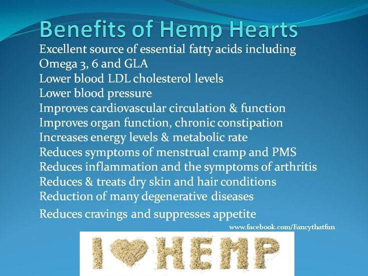 Benefits of Hemp Hearts. I add these to everything!!