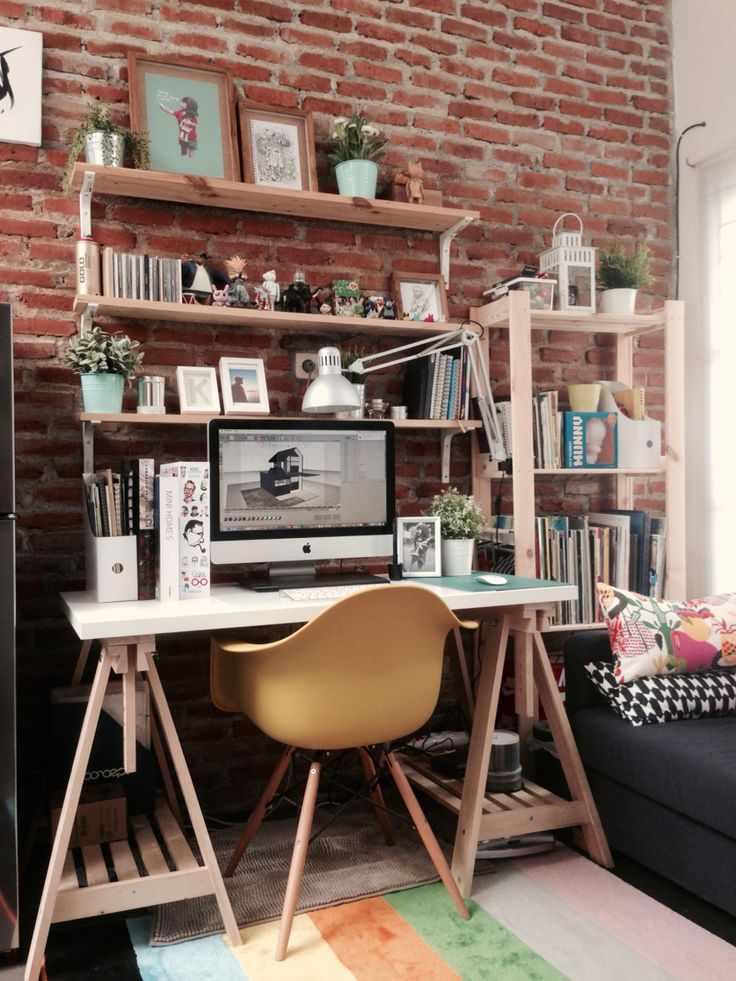 Working space #studio #design #interior #space #art #mbuh