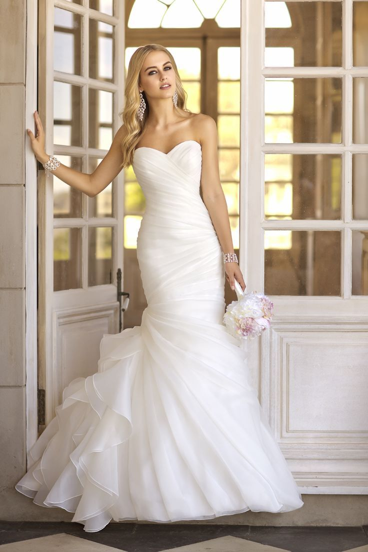 Sparkly Wedding Dresses On Pinterest A Selection Of The