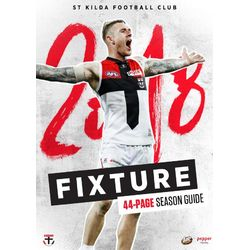 Clear your schedule Saints fans. The 2018 AFL fixture is here and it's a cracker. St Kilda's push a for a return to finals football will be played out on the big stage in 2018, starting with a Good Friday blockbuster against North Melbourne in Round 2. The Saints are also fixtured to play three Friday night matches in addition to  Good Friday, and eight Saturday night games. The Friday and Saturday night bonanza includes Pride Game in Round 12, Maddie's Match in Round 18 and the Blue Ribbon…
