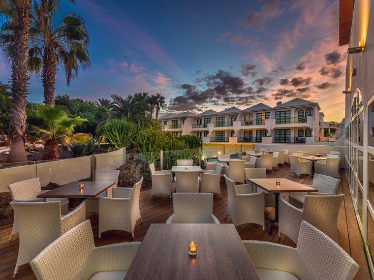 La Duna Bar Terrace #h10oceansuites #oceansuites #h10hotels #h10 #hotel #hotels
