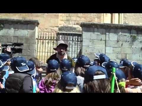 Visita dinamizada del Patrimonio para niños 1 - YouTube