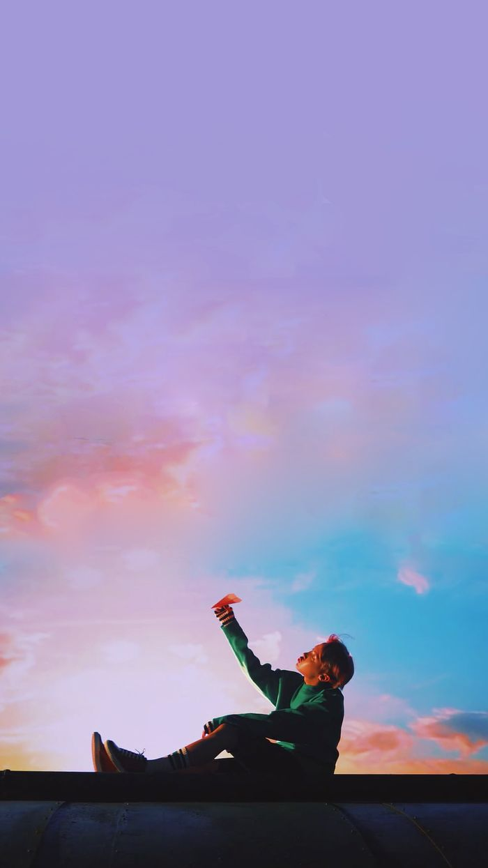 J-Hope||Spring Day||BTS | Aesthetic | BTS, Bts wallpaper ...