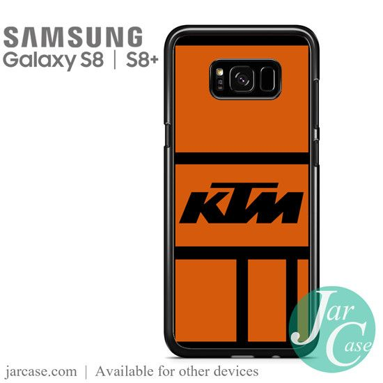 ktm motor 2 Phone Case for Samsung Galaxy S8 & S8 Plus