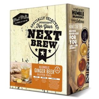 MAD MILLIE'S GINGER BEER NEXT BREW KIT