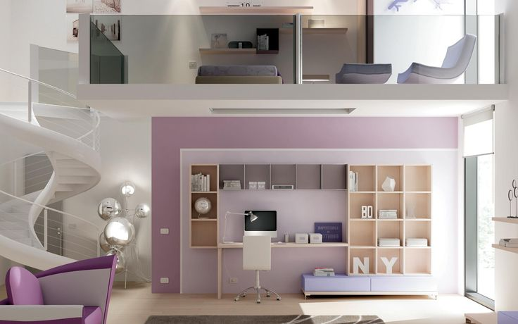 17 best images about arredamento viola on pinterest for Mobilifici padova