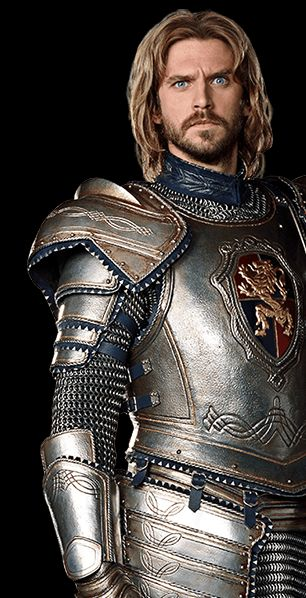 Sir Lancelot is the hidden main antagonist turned supporting tritagonist in the film, Night at the Museum: Secret of the Tomb, the final installment in the trilogy. He is played by Dan Stevens.