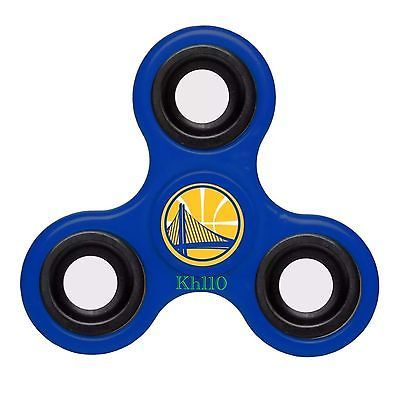 Golden State Warriors NBA 3 Way Spinners Fidget Toy Finger Spinner -PRE-ORDER