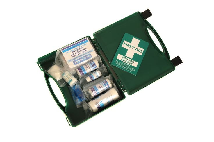 Vehicle Kit - This vehicle kit is ideal for all forms of transport and has a varied contents list to cover most eventualities. Supplied in our standard first aid box or in a three sided zip pouch. This vehicle kit is ideal for all forms of transport and has a varied contents list to cover most eventualities. Supplied in our standard first aid box or in a three sided zip pouch. Visit our website for more info