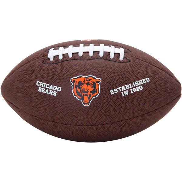Wilson Chicago Bears 12'' Composite NFL Team Logo Football - $34.99