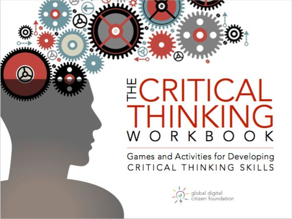 classroom activities for critical thinking Lesson plans: critical thinking and writing activities in the science classroom.