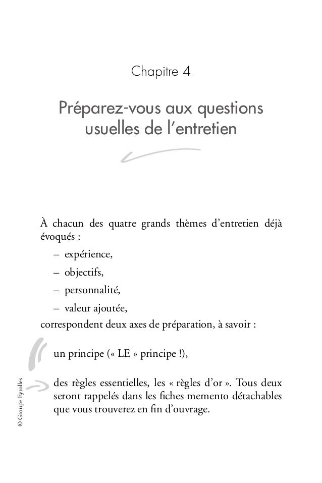 Entretien D Embauche La Methode Pour Reussir Entretien Embauche Entretien Embauche
